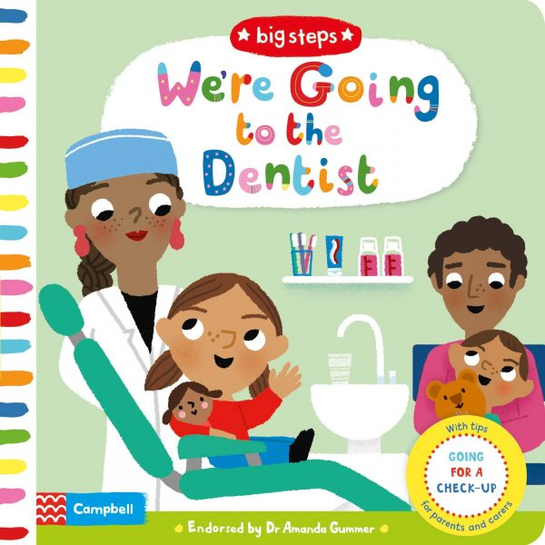 We're Going to the Dentist Book